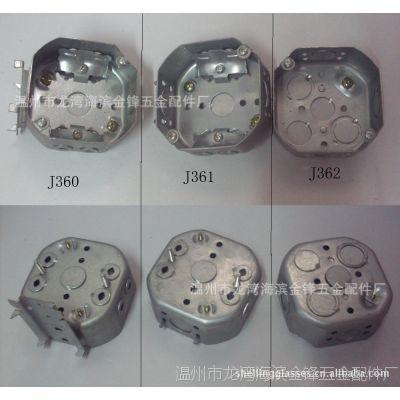 加拿大接线盒 金属接线盒 铁盒 镀锌板接线盒 美标 美式 美规CUL