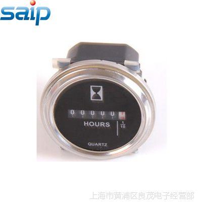 厂家直销SH-1全密封式计时器 圆形工业计时器 机械计时器 累时器