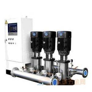 供应哈尔滨变频供水设备