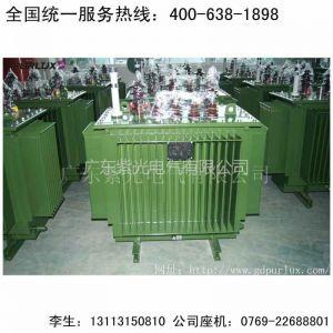 供应油浸式变压器厂家,广东紫光电气-专业油浸电力变压器定制厂家