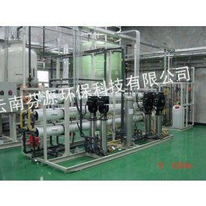 供应全自动昆明1665除铁除锰设备原水处理过滤器自来水软化设备工作压力为0.6玻璃钢罐