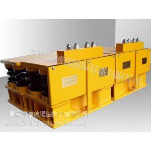供应青岛爱博瑞阻尼器专为设备减振而设计,离心机、破碎机等皆可配置