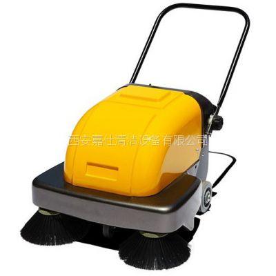 西安电瓶手推式扫地机|电动扫地机厂家直销
