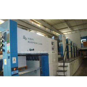 供应二手印刷机,高宝KBA142-4高配印刷机