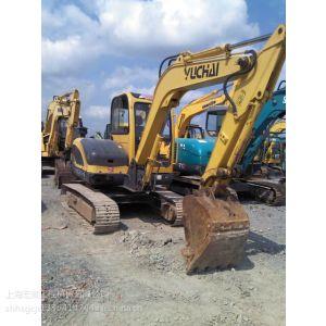 供应低价出售 二手玉柴85挖掘机 玉柴60-8挖掘机