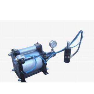 气液增力缸及气液增力缸式冲压设备