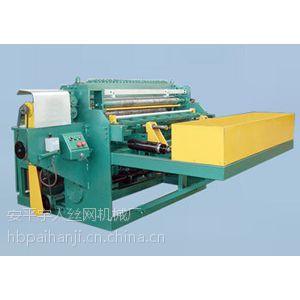 供应矿山钢筋网焊网机 煤矿金属锚网排焊机