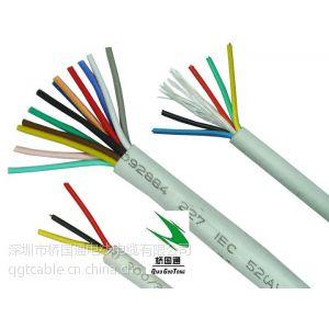 供应鹰潭市14芯RVV14*0.2软护套线