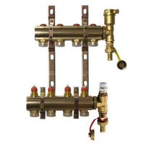 供应丹麦丹佛斯分集水器地暖分水器