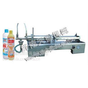 供应菏泽半自动灌装机&滨州卧式液体灌装机*德州粘稠液体灌装机
