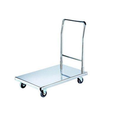 广州方联供应不锈钢手推车、平板工具车 医用手推工具车