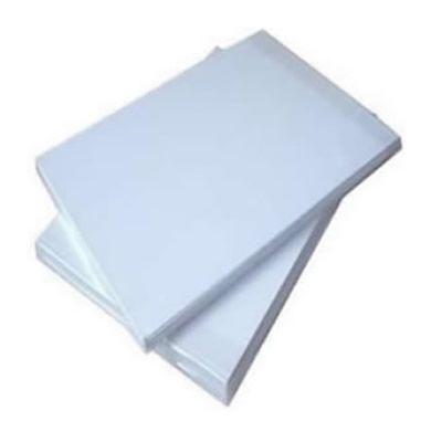 供应128克铜版纸 A4铜版纸批发 双面激光打印铜版纸 印刷彩页铜版纸 128GA4