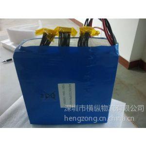 供应蓄电池空运,锂电池快递,干电池空运美国,大小电池空运