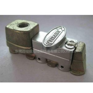 供应脱蜡铸造精密铸造登山扣铸件及成品加工