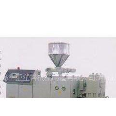 供应华亚塑料机械供应新型PPR与PP塑料双螺杆挤出机设备