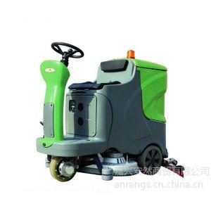 供应海星OK-850驾驶式洗地吸干机,物业公司用洗地机多少钱