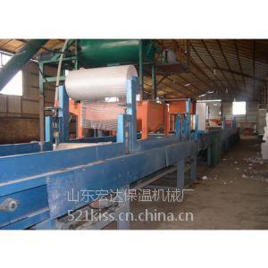 供应新疆外墙保温板机械厂家