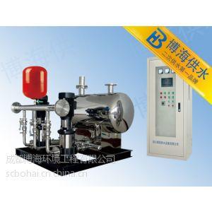 供应武汉(四台泵组)无负压供水设备性能参数及特点