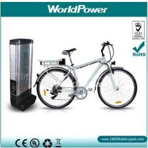 供应电动自行车锂电池、电池水壶式、电动单车锂电池组