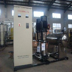 供应小区高层二次变频供水设备就找青州市新源水处理