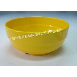 供应江苏苏州密胺餐具 7.5直边碗