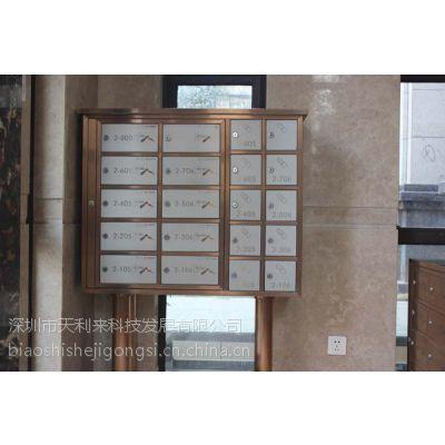 供应供应不锈钢信报箱