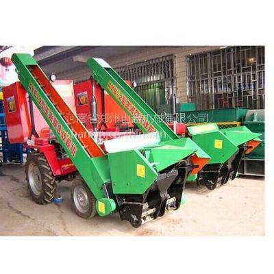 供应【徐州玉米收获机】、小型玉米收获机、玉米收获机产地、山鑫机械