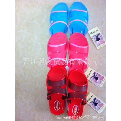 特价促销夏季女式套趾沙滩拖鞋室内外两穿四季拖鞋家居浴室拖鞋