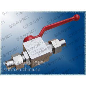 供应Q21N不锈钢天然气CNG焊接式高压球阀