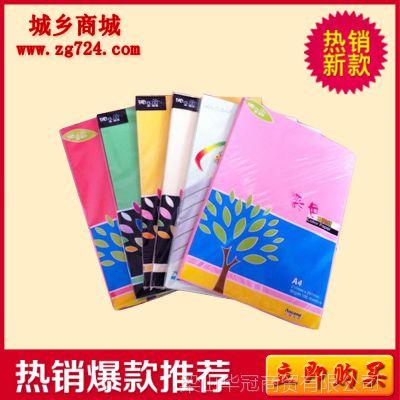 A4 80g 彩色复印纸  100张/包