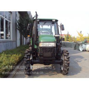 供应山东潍坊拖拉机厂四驱轮式农用拖拉机 SWT-1004/SWT-1204