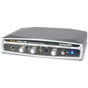 供应M-AUDIO声卡 Mobile Pre USB 音频接口 外置声卡