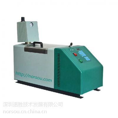 供应诺胜新款自动喷胶机 5KG热熔胶机 热熔胶喷涂设备