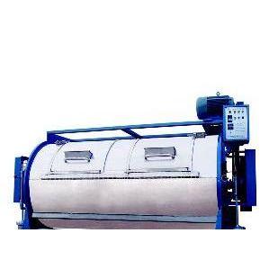 大型工业用全钢洗衣机洗衣房设备洗涤机械海鑫是专业的生产感受