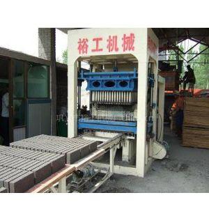 供应赞皇中小型液压砌块机裕选择 液压砖机特卖