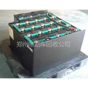 供应郑州13903862162郑州回收叉车电池电瓶汽车UPS铅酸电池
