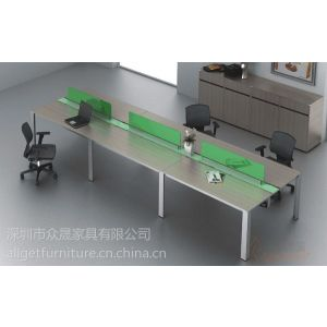 供应办公家具,办公桌,职员位,开放办公位,屏风位