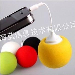 供应苹果音响 手机便携小音响外放迷你小音箱 扩音器 3.5接口手机mp3