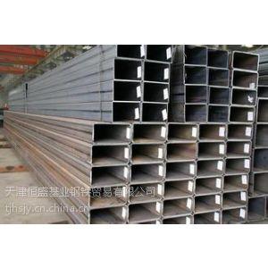 供应生产销售各种天津q345b焊接方矩管