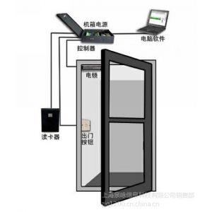 供应浦东门禁机上门维护 装指纹考勤门禁机系统,联网管理方便高效