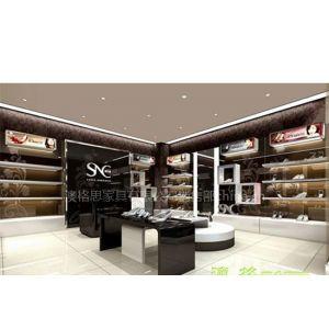 供应鞋店展示柜展示架制作,鞋店装修设计,开鞋店