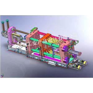 供应工业设计外观设计大型机床设计结构设计