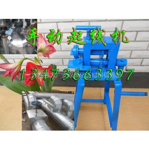 供应铁皮保温专用工具-铁皮压筋机-报价