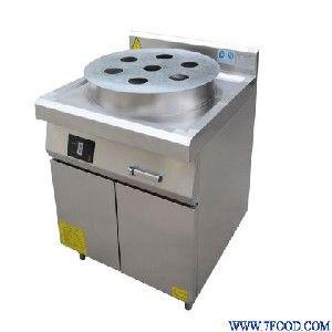 供应新款速熟不锈钢蒸包炉