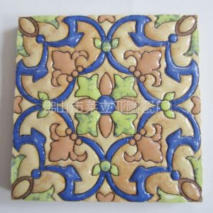 供应金域尚品陶瓷小砖浴池瓷砖游泳池瓷砖墙砖地砖角花地花