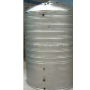 供应宝能平底圆顶不锈钢保温水箱