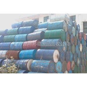 供应花都区回收废液压油,增城回收液压油,石井废机油回收