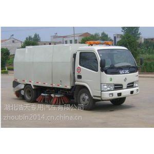 供应东风金霸EQ1070T35DJ3AC扫路车