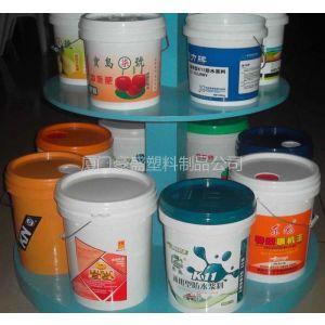 厦门塑料桶,厦门塑料包装桶供应,美观耐用 安全环保