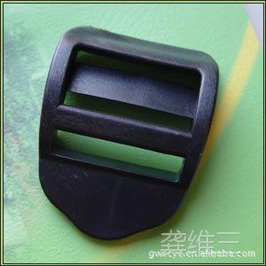 厂家供应 高质量 价格便宜 塑料四档扣